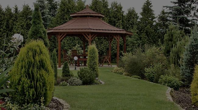 Pine Bluff Garden Design
